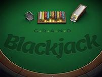 blackjack bord från Grand