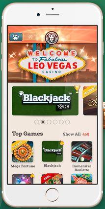 Blackjackmobilen